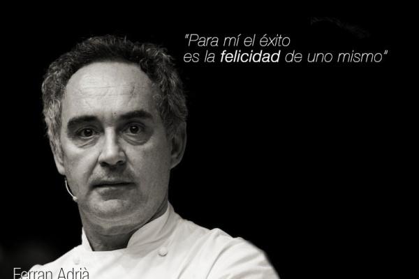 Ferran Adriá - por Socialcom Estrategia en Redes Sociales y Comunicación S.L.