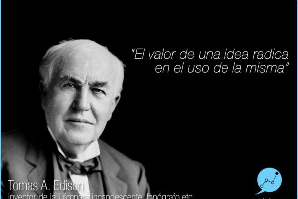 Tomas Edison - Socialcom Alicante