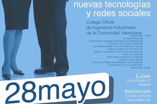 Jornada Informativa sobre la Mejora de la Empleabilidad por Socialcom Estrategia en Redes Sociales y Comunicación S.L.