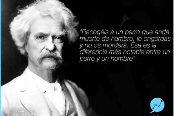 Frase Célebre de Mark Twain. por Socialcom Estrategia en Redes Sociales y Comunicación S.L.r